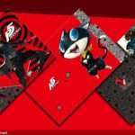 Persona 5 Sega Lucky Lottery Clear Files, Ikebukuro Station Poster Campaign