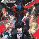 Persona 5 Official Guide Book Cover Revealed