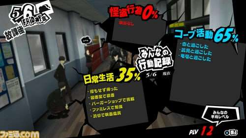 P5 Online Functionality