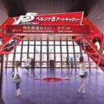 Persona 5 Art Gallery in Tokyo Tower Announced for September 2016
