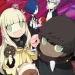 Persona Q -Roundabout- Manga Volume 2 Cover
