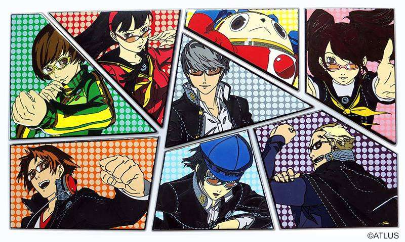 Persona 4 Puzzle Set