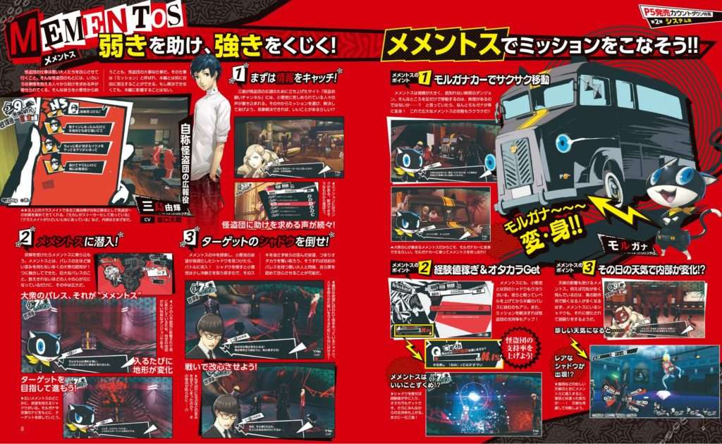 Persona 5 DPS Scans 3