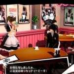 New Persona 5 Video Features Visiting a Maid Cafe