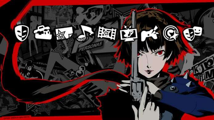 New Persona 5 Character Themes and Avatars Released on Japanese PSN
