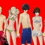 New Persona 5 DLC Costumes Announced Featuring Swimsuits and Catherine