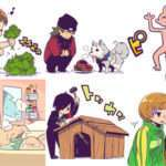 Persona 4 Anime Stickers Released for LINE - Persona Central