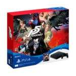 Persona 5 PS4 Slim Bundle Announced for Japan on September 15