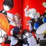 Persona Magazine P5 Special 2016 Issue Pictures