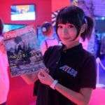 Tokyo Game Show 2016 Atlus Booth and Event Pictures