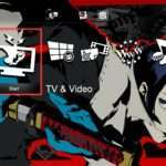 Persona 5 Yusuke PS4 Theme & Avatar Set Now Free on the PlayStation Store [Update]