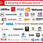 Atlus Listed as Nintendo Switch Partner