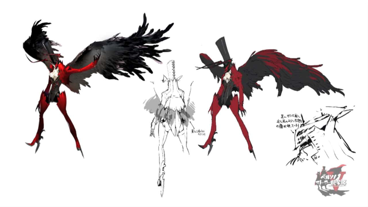 Design Ideas For Character Wings