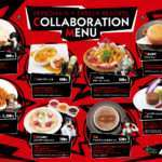 Persona 5 X Pasela Resorts Cafe Food & Drink Collaboration Announced