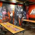 Persona 5 X Pasela Resorts Collaboration Cafe Pictures