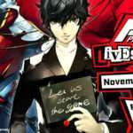 First English Gameplay Persona 5 Live Stream on November 16