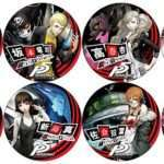 New Persona 5 Merchandise Announced by CafeReo