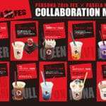 Persona 20th Anniversary Collaboration Cafe Menus Revealed
