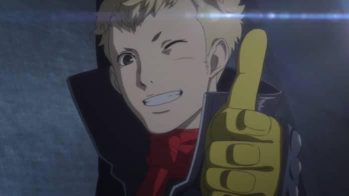 Ryuji Sakamoto in Persona 5.
