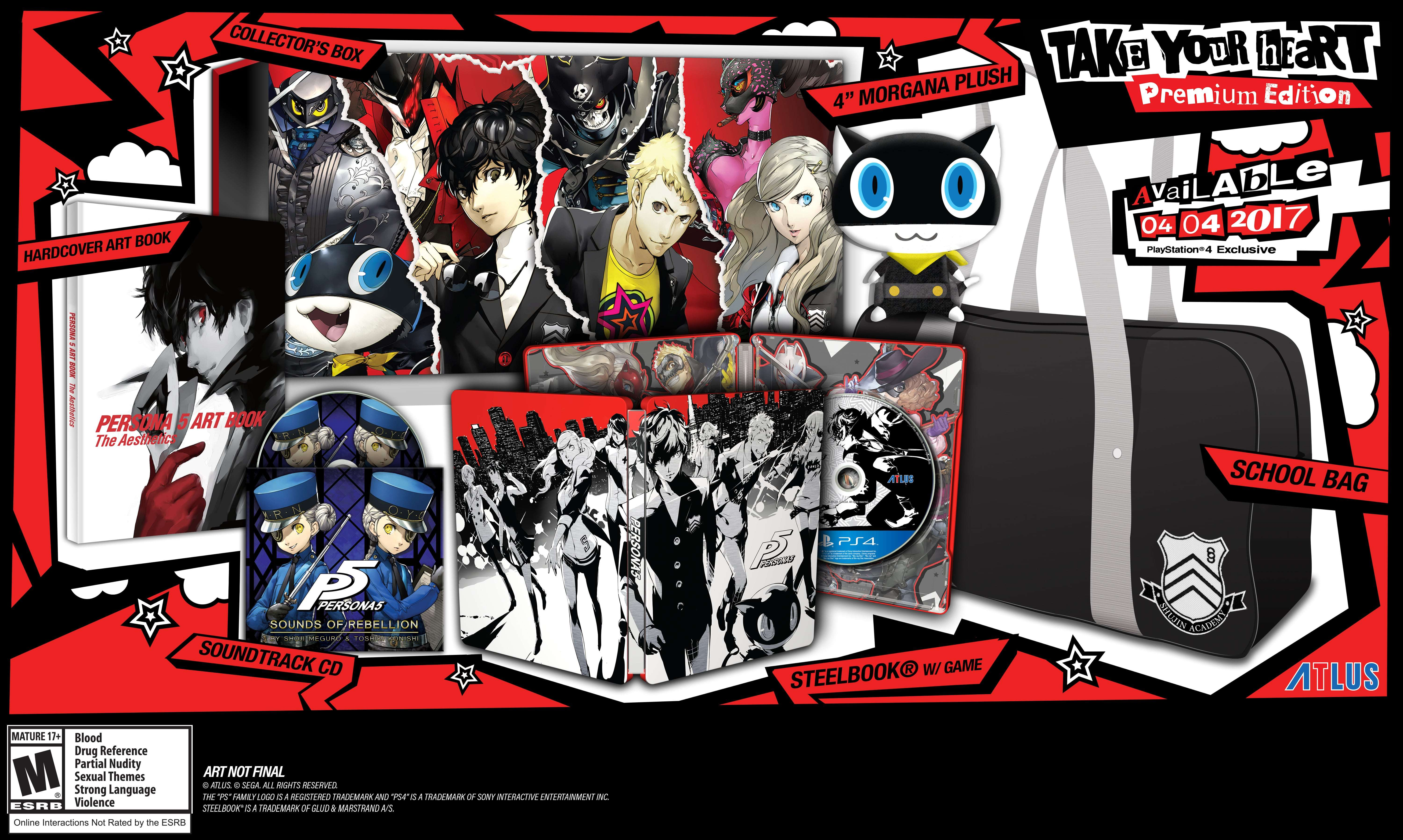 official english persona 5 website launches new screenshots persona central. Black Bedroom Furniture Sets. Home Design Ideas