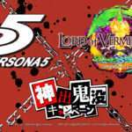 Persona 5 and Lord of Vermilion Re:3 Collaboration Details