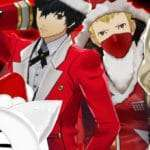 Persona 5 Christmas Costumes Announced, 55% DLC Discount Celebrating PlayStation Awards