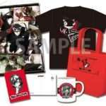 Persona 5 Comiket 91 Limited Goods Set Announced