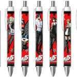 Persona 5 Ballpoint Pens Announced by CafeReo