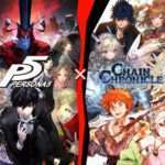 Persona 5 x Chain Chronicle Collaboration Introduction Trailer, Starts on January 19