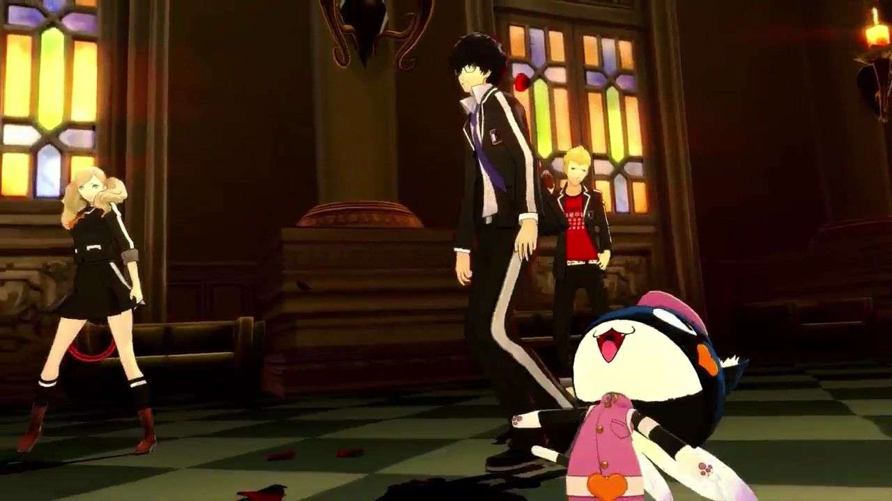 All Persona 5 DLC Scheduled and Announced for the English Release