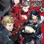 Persona 5 Comic Anthology Cover Released