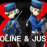 Persona 5 English Caroline & Justine Character Trailer