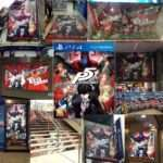 Promotional Images for the March 23rd Chinese Launch of Persona 5