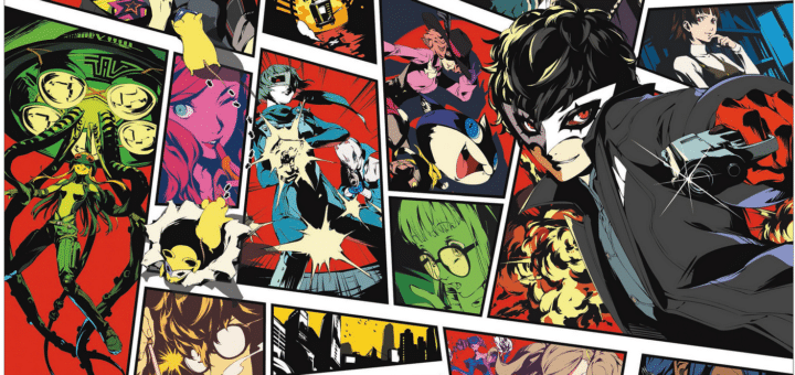 The Art Of Persona 5 Listed For English Release On June 27 2017