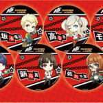 Persona 5 X Princess Cafe Collaboration Food & Drink Menu, Merchandise