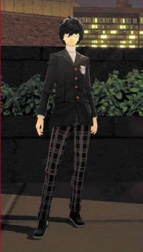 Persona 5 Dlc Costume Image Gallery Persona Central