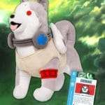 Persona 3 Koromaru Collector's Plush Announced by Sanshee