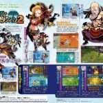 Etrian Mystery Dugneon 2 High-res Famitsu Scans Feature New Class Art