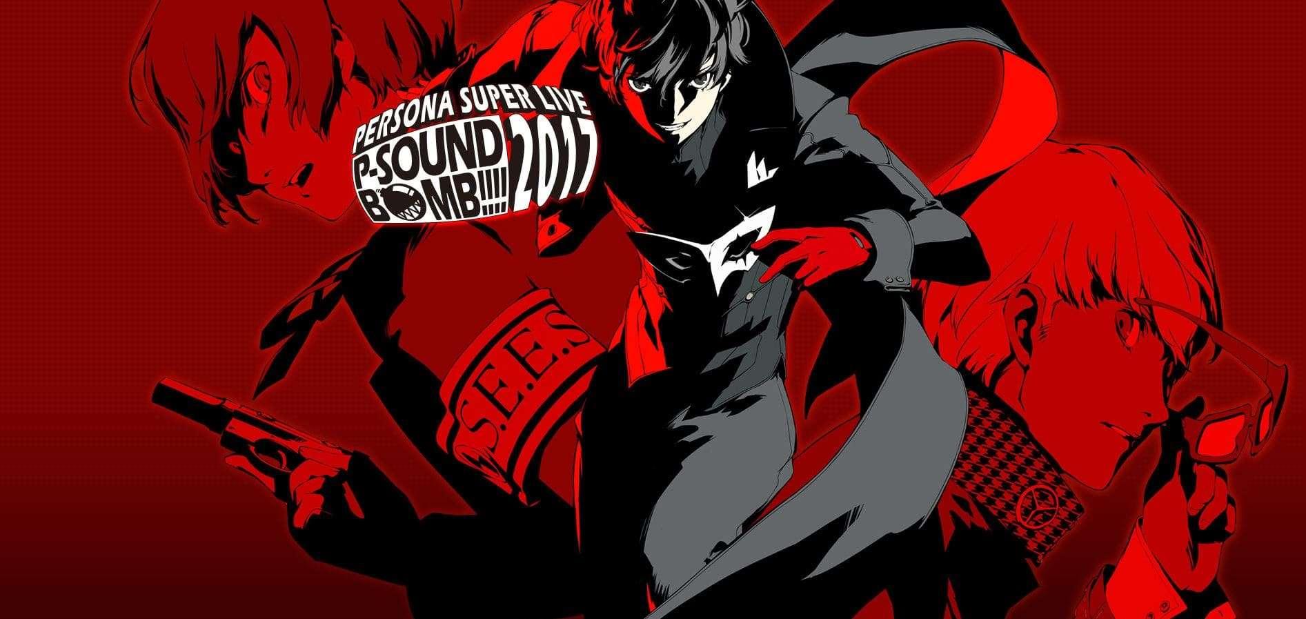 Persona Super Live P-Sound Bomb!!!! 2017 Announced