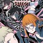 Persona 5 Comic Anthology (DNA Media Comics) Cover Released