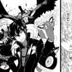 Persona 5 Official Manga Volume 2 to Release on December 12, 2017