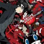 Persona 5 Character Anthology Cover Art Revealed