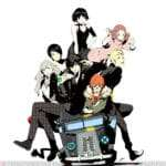 Persona 5 Maniax User Handbook Cover Illustration Released