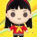 New Persona 4 Yukiko and Kanji Plush Available for Pre-Order via Sanshee