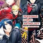 Persona 5 Comic Anthology Vol. 3 (DNA Media Comics) Cover Released