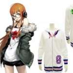 Persona 5 Ann's Hoodie and Futaba's Flight Jacket Replicas Announced