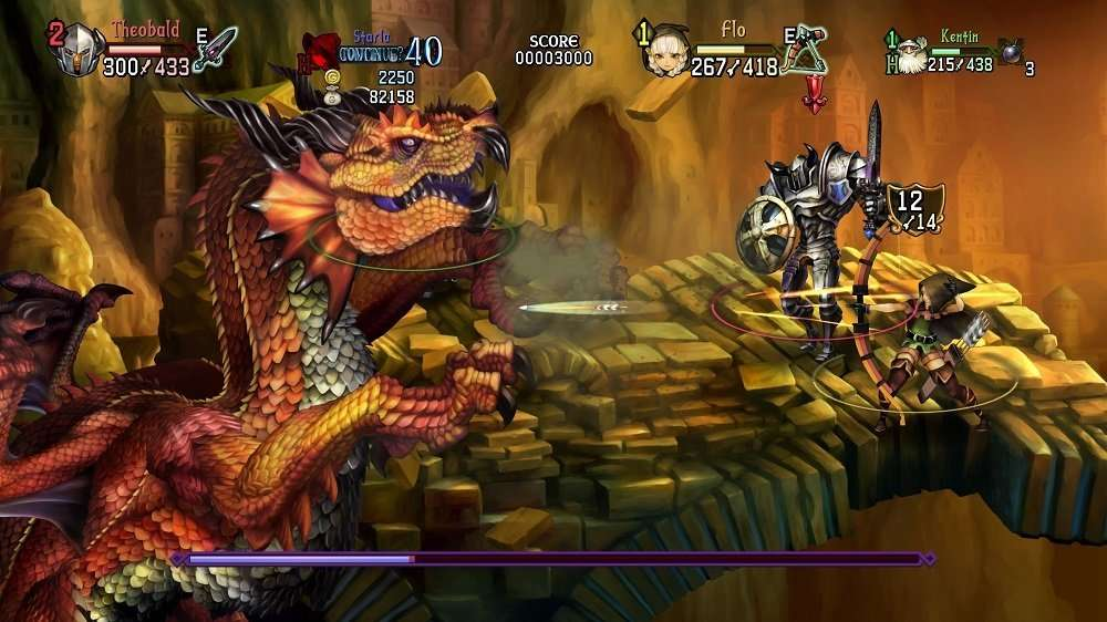 Dragon's Crown Pro Announced for PS4 Release in Japan on ...