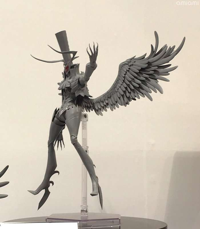 New Aoshima Produced Persona 5 Arsene and Persona 3 Aigis