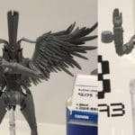 New Aoshima Produced Persona 5 Arsene and Persona 3 Aigis Figures Announced