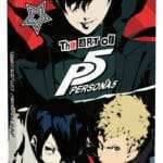 The Art of Persona 5 Cover Art, Delayed to December 19, 2017
